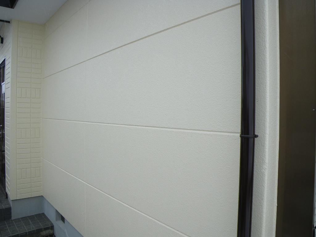 ALC壁の塗装